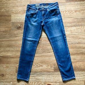 Adriano Goldschmied slim straight leg jeans 29R